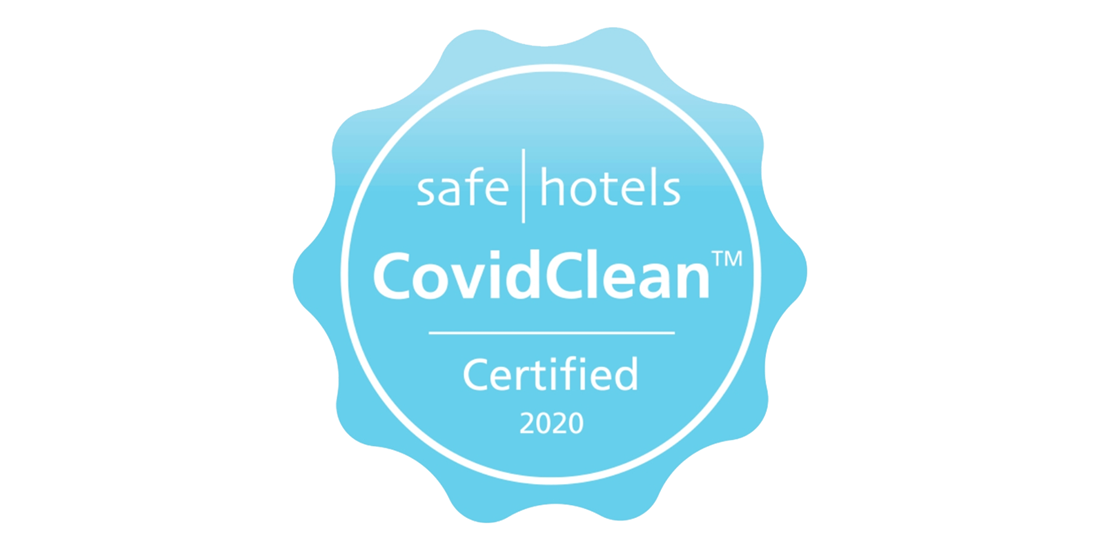 Our four conference hotels in Brussels are certified by Safehotels