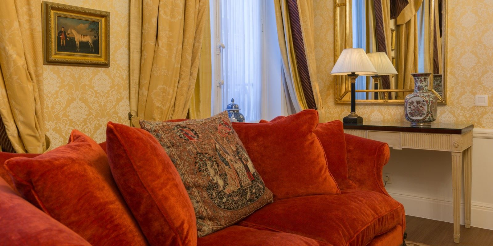 Sofa i royal suite