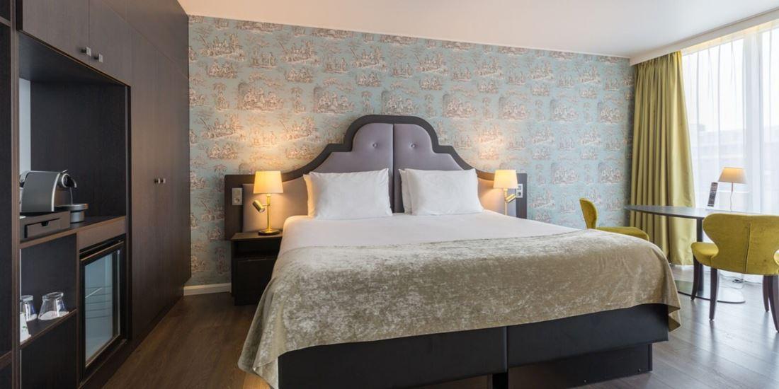 Thon Hotel Bristol Stephanie klassisk dobbeltrom