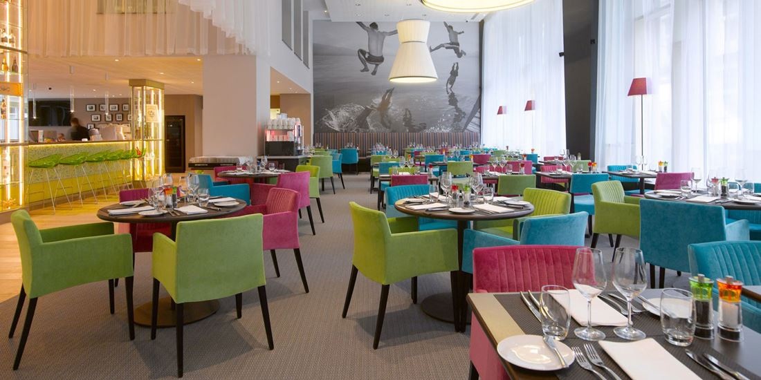 Thon Hotel EU - Restaurant The Twelve