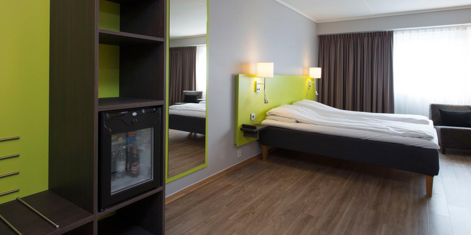Familienzimmer - mit 16 zusätzlichen Schlafzimmer