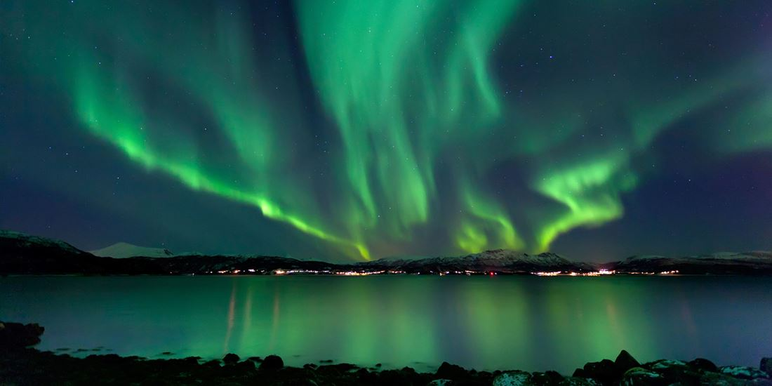 Photo of Northern Lights over Andenes