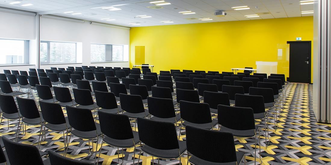 Conference venue to seat 240