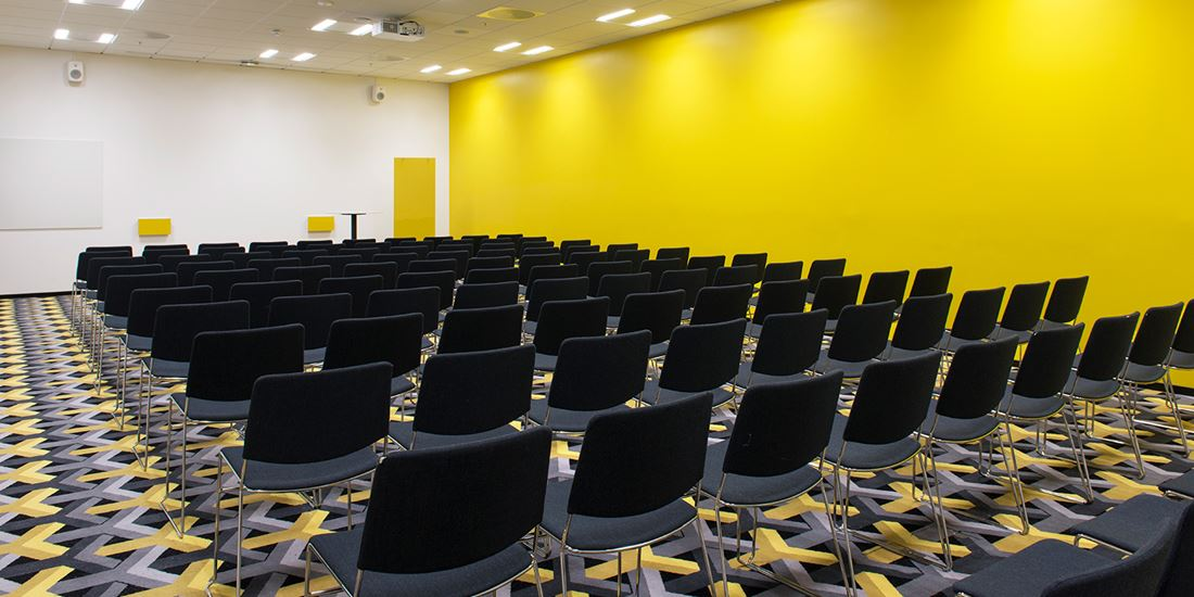 Conference venue to seat 110