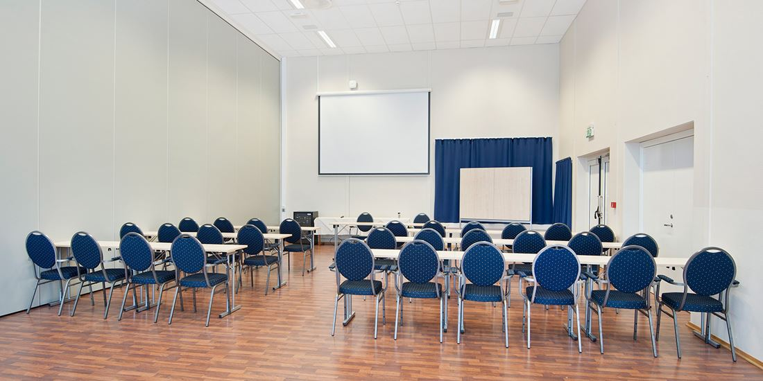 Conference venue to seat 120