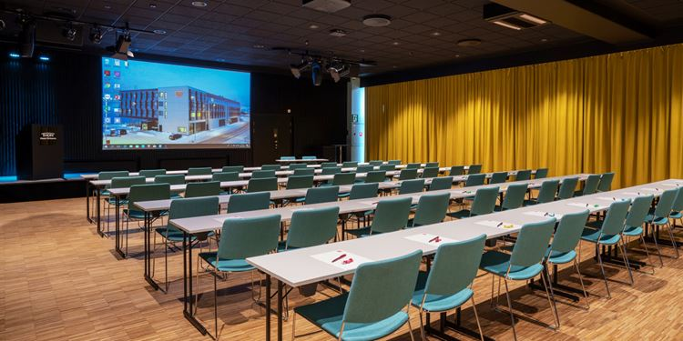 Conference venue at Thon Hotel Kirkenes to seat 300