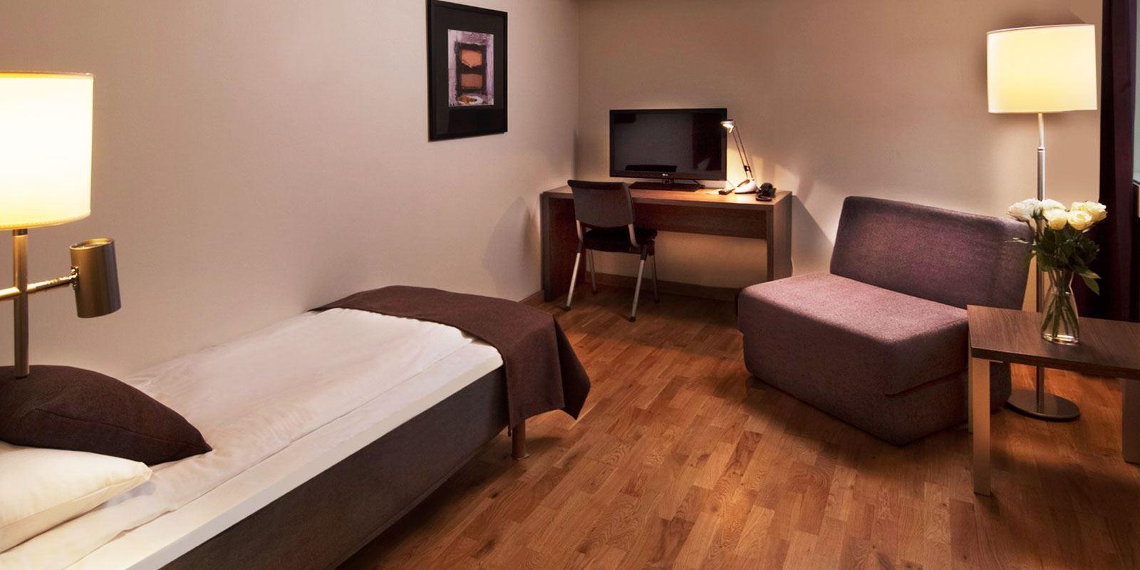 standard room single 2