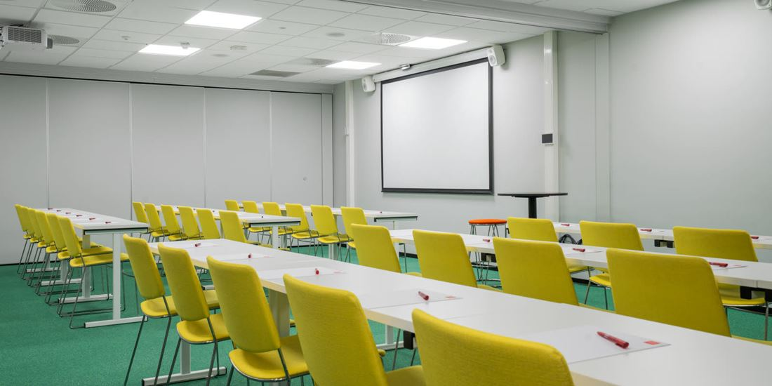 Conference room to seat 75