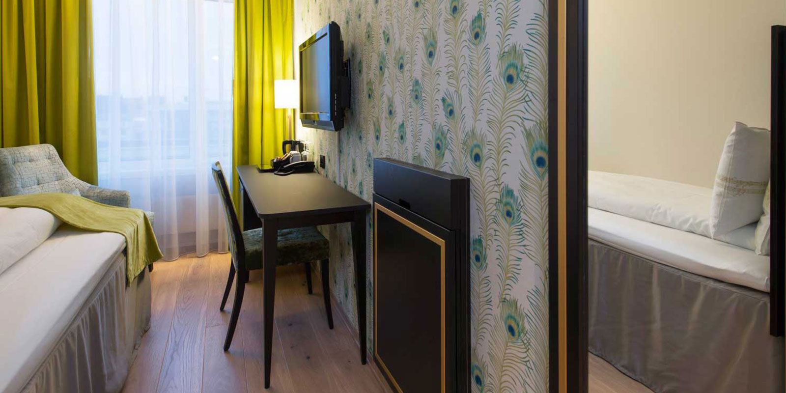 small single room enkeltseng