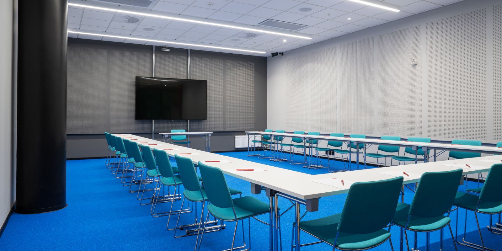 Conference room at Thon Hotel Storo