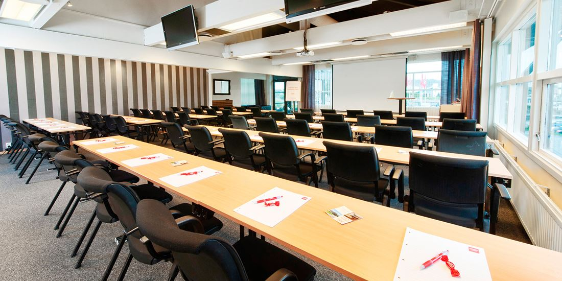 Conference room to seat 130