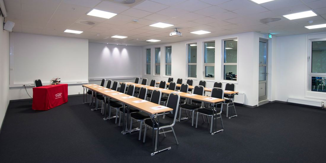Conference room to seat 80