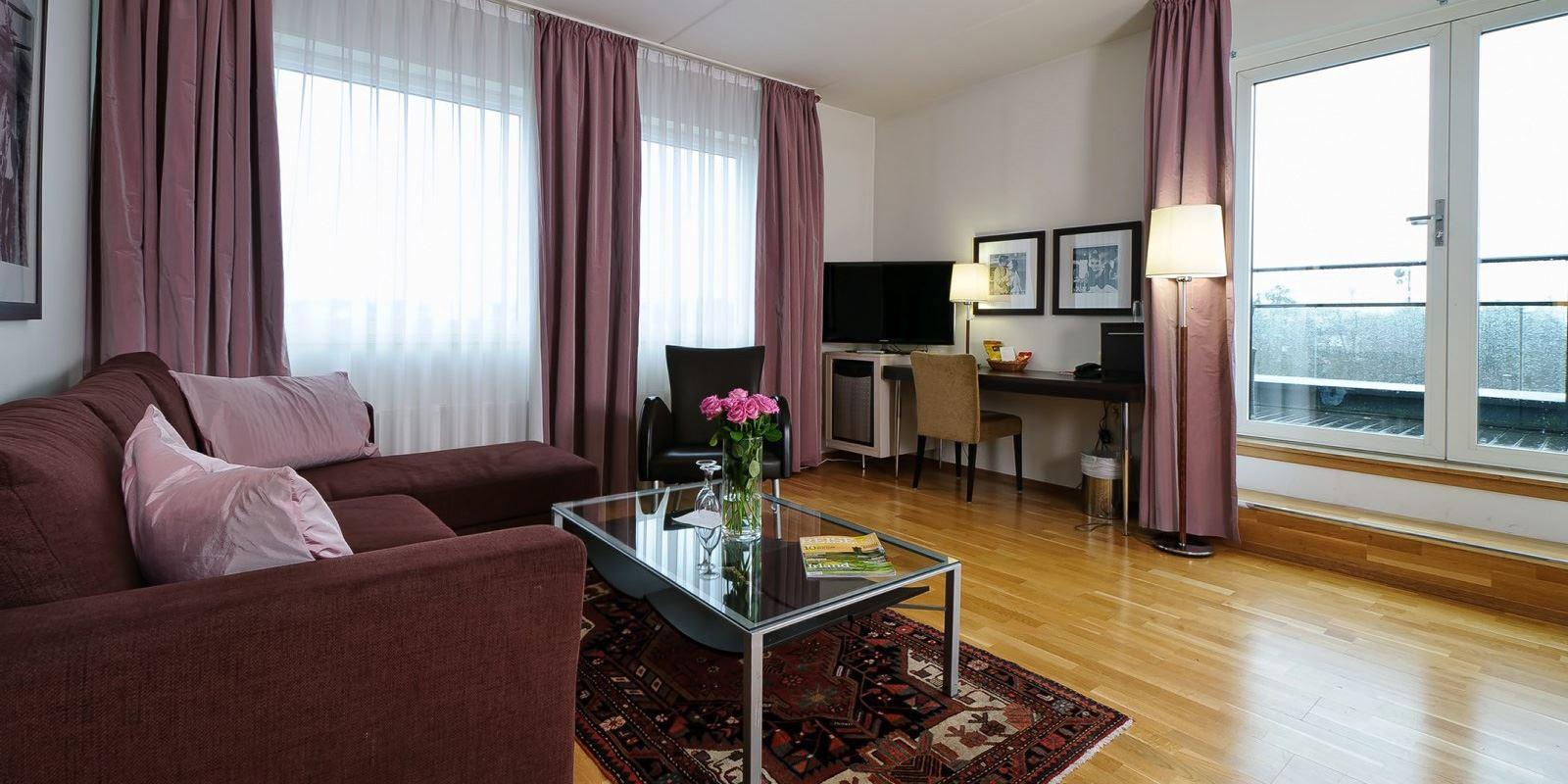 Thon Hotel Ski suite