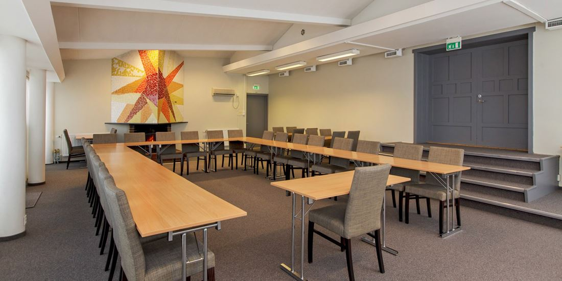 Conference room to seat 45