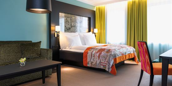 Business-kamer in Thon Hotel Stavanger