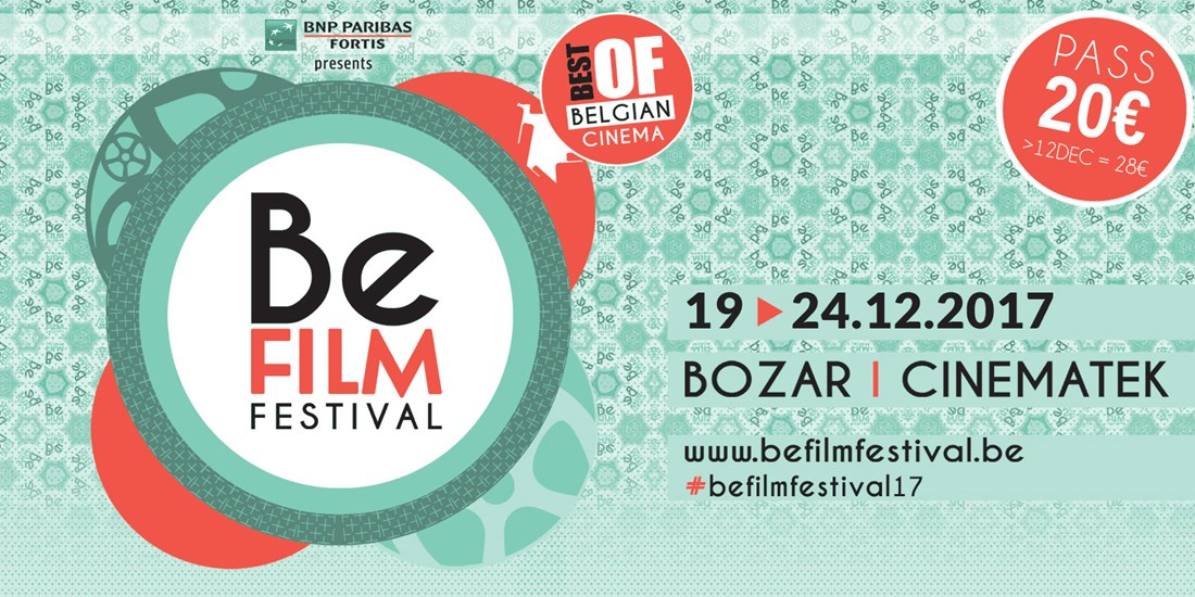 Banner for Be Film Festival